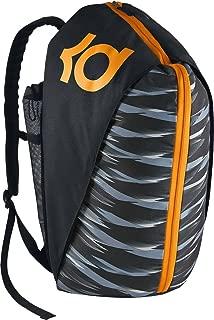 Nike mens KD MAX AIR VIII BACKPACK BA5067-013 - BLACK/BLACK/VIVID ORANGE