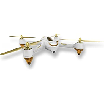 Hubsan H501S X4 FPV Brushless Quadcopter (White)