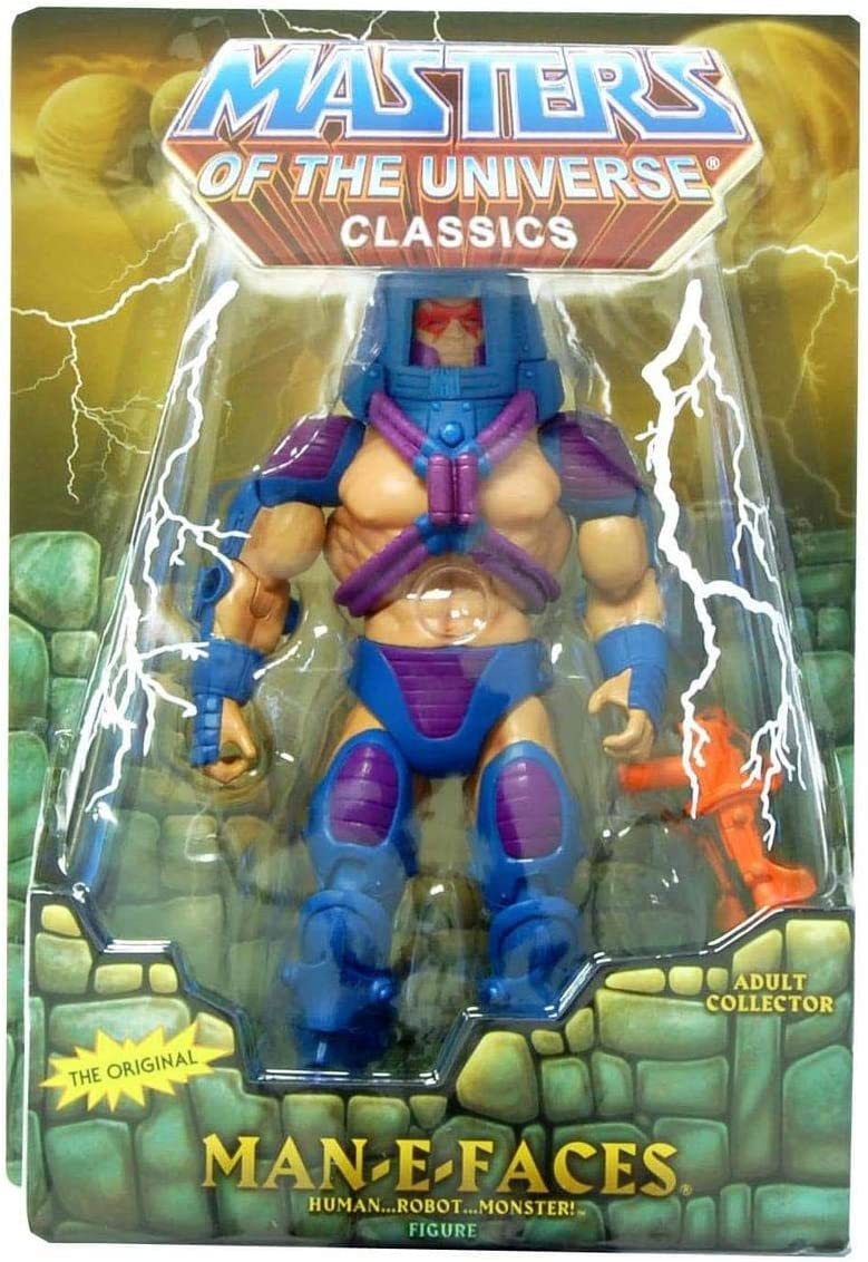 Details about  /MOTUC,MOTU,COUNT MARZO,Masters Of The Universe Classics,100/% Complete,He man