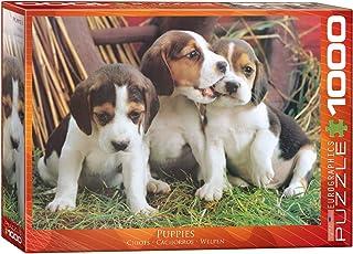 EuroGraphics Puppies Puzzle (1000-Piece)