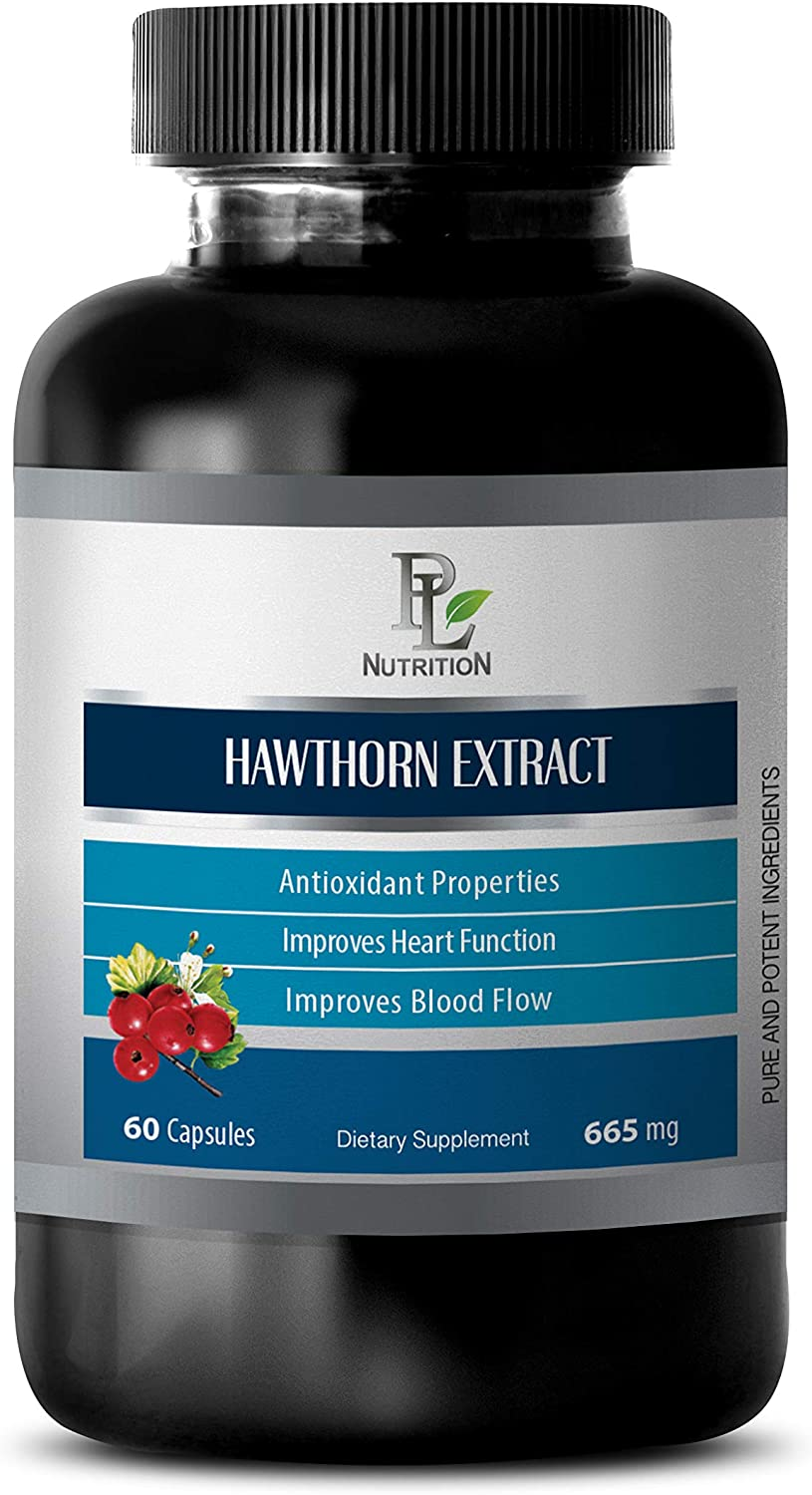 Heart Max 41% Cash special price OFF aid - Hawthorn Extract 60 Bottle 1 Cap Powder