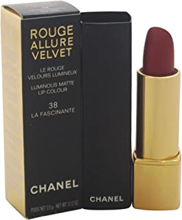 Chanel Rouge Allure Velvet #38-La Fascinante 35 gr