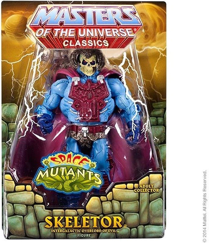 Intergalactic Skeletor Masters of the Universe Classics Space Mutants Figure