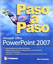 PowerPoint 2007 Paso a Paso (Spanish Edition)