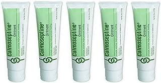 Calmoseptine Ointment Tube to Heal Skin Irritations - 4 Oz (Pack of 5)