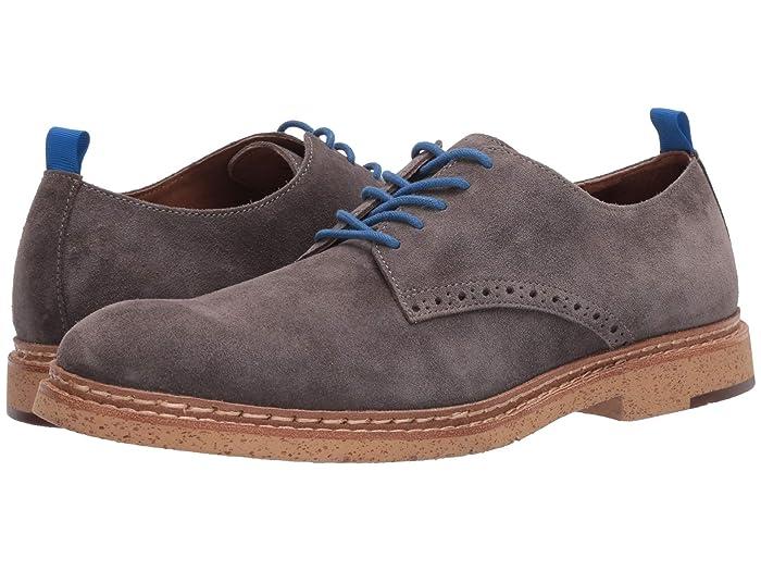 JandM EST. 1850  Pearce Plain Toe (Grey) Mens Shoes