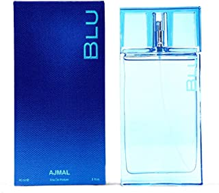 Ajmal Blu EDP Original, 90 mL, transparent