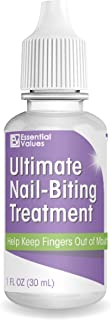 Ultimate Nail-Biting Treatment (1 FL OZ), Stop Nail Biting & Prevent Thumb Sucking - Safe & Effective Solution to Kick the Naughty Habit – 3X's The Treatment Compared to Others