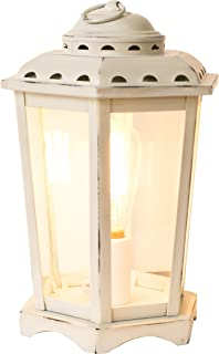 Scentsationals Chelsea Edison Lantern Wax Warmer 40w Bulb Air Freshener - Full Size Electric Candle Warmer 120V.Home Décor