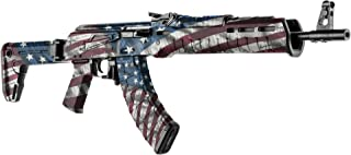 GunSkins AK-47 Rifle Skin Camouflage Kit DIY Vinyl Wrap with precut Pieces