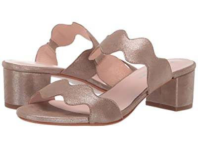 Patricia Green Palm Beach (Camel Metallic) Women