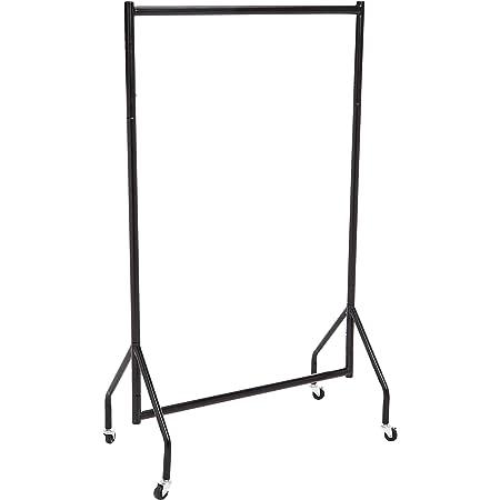 Amazon Basics Tringle résistante pour vêtements 0,91 x 1,52 m