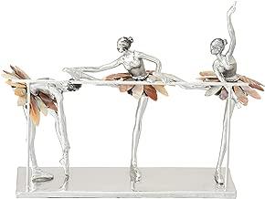 Benzara 44277 Polystyrene Ballet Dancers