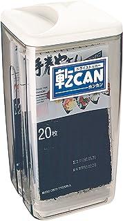 曙産業 ドライストッカー角型乾カン タテ型 DS-569 スチロール樹脂・ポリエチレン 日本 ADLB9
