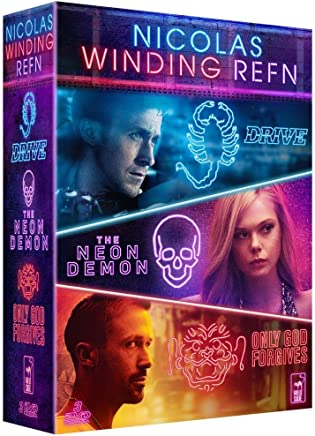 Nicolas Winding Refn : Drive + The Neon Demon + Only God Forgives [Francia]