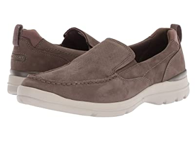 Rockport City Edge Slip-On (Breen Nubuck) Men