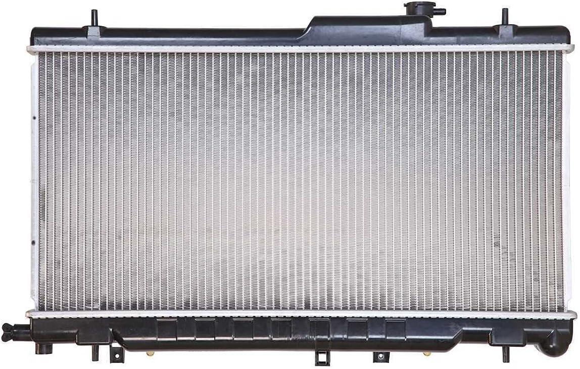 Popular standard Radiator Compatible with Max 52% OFF 2002-2004 2005 Subaru 2007 Impreza 2006