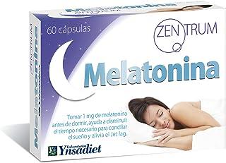Ynsadiet Complemento Alimenticio a Base de Melatonina - 60 C