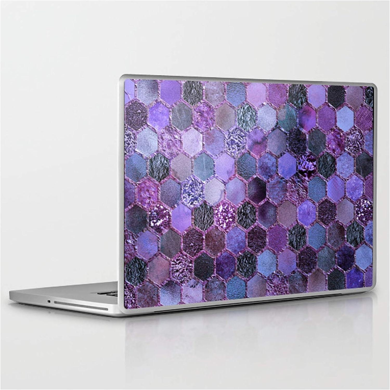 Purple Award Geometric Hexagonal Elegant Luxury by Better Ho Cheap Pattern