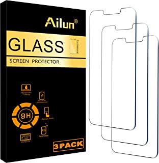 Ailun Glass Screen Protector Compatible for iPhone 13/13...