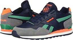 Us-Grey/Navy/Emerald/Orange/White