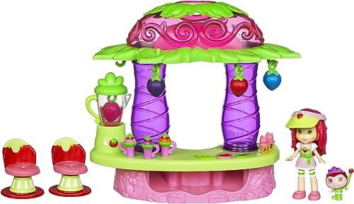 STRAWBERRY SHORTCAKE - Emily Erdbeer - Fresh 'n Fruity SMOOTHIES - Spielset mit viel Zubeh - aus USA