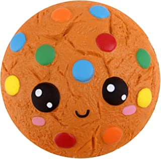 Anboor Squishies Chocolate Biscuit Kawaii Slow Steps Squeeze