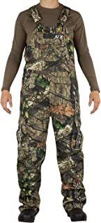 Mossy Oak Men's Cotton Mill 2.0 Hunting Bibs