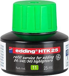 edding HTK recharge pour surligneur 24 et 345