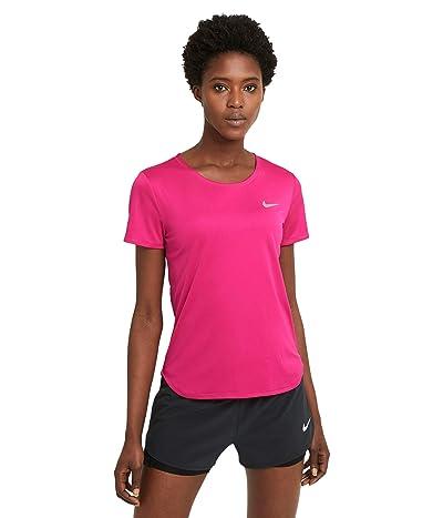 Nike Plus Size Essential Short Sleeve Top