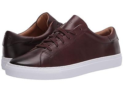 Polo Ralph Lauren Jermain II (Polo Brown Dress Calf Leather) Men