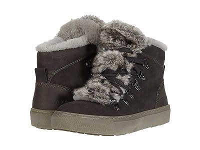 Cougar Daniel Waterproof (Pewter Suede/Leather/Faux Fur) Women