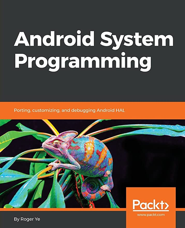 書き込みルーム仲良しAndroid System Programming: Porting, customizing, and debugging Android HAL