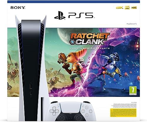 Sony Consola PS5 & Ratchet & Clank - Una Dimensión Aparte