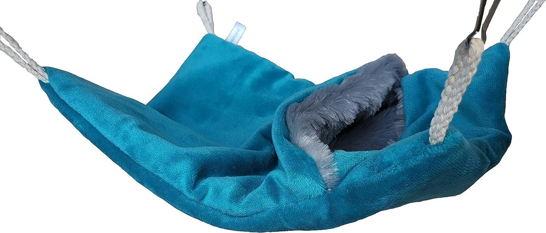 Max 84% OFF PAWSINSIDE Ferret Hammock Small Animal Cozy Hanging Bag Max 72% OFF Sleeping