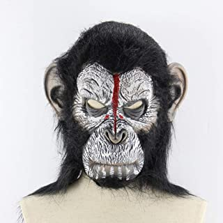 Halloween Mask Planet Of The Apes Gorilla Mask