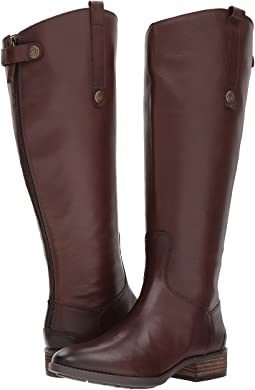 Penny 2 Wide Calf Leather Riding Boot