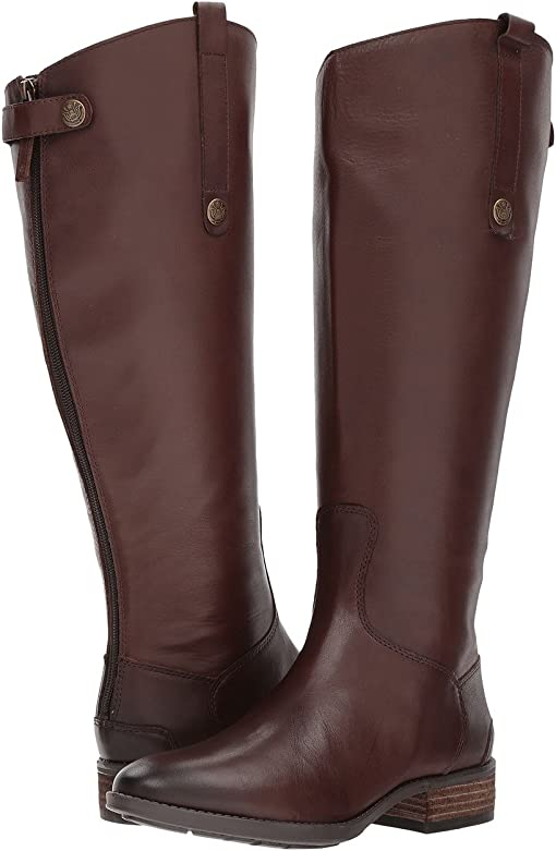 Dark Brown Basto Crust Leather