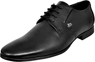 Allen Cooper ACFS-8012 Genuine Leather Formal Official Purpose Shoes for Men