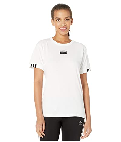 adidas Originals Vocal Tee (White) Women