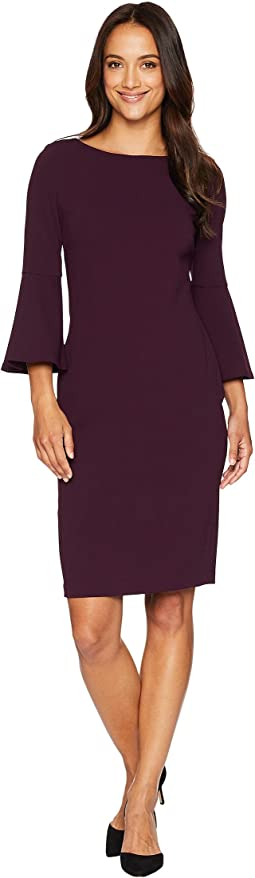Bell Sleeve Sheath Dress CD8C133E