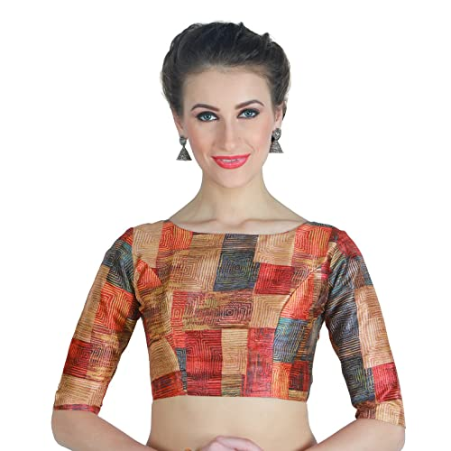 Printed Blouse Buy Printed Blouse Online At Best Prices In India