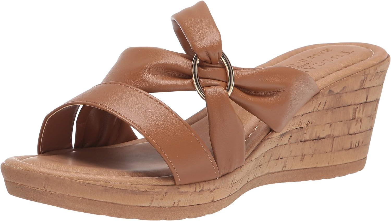 いつでも送料無料 Tuscany Women's Sandal 保証 Wedge
