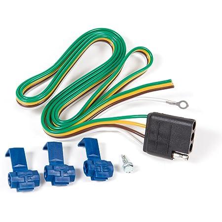 Amazon.com: Reese Towpower 78058 Trailer Wiring Kit: Automotive | Reese Trailer Wiring Harness |  | Amazon.com