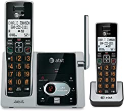 ATT CL82213 DECT 6.0 Expandable Cordless Phone System with Digital Answering Machine photo
