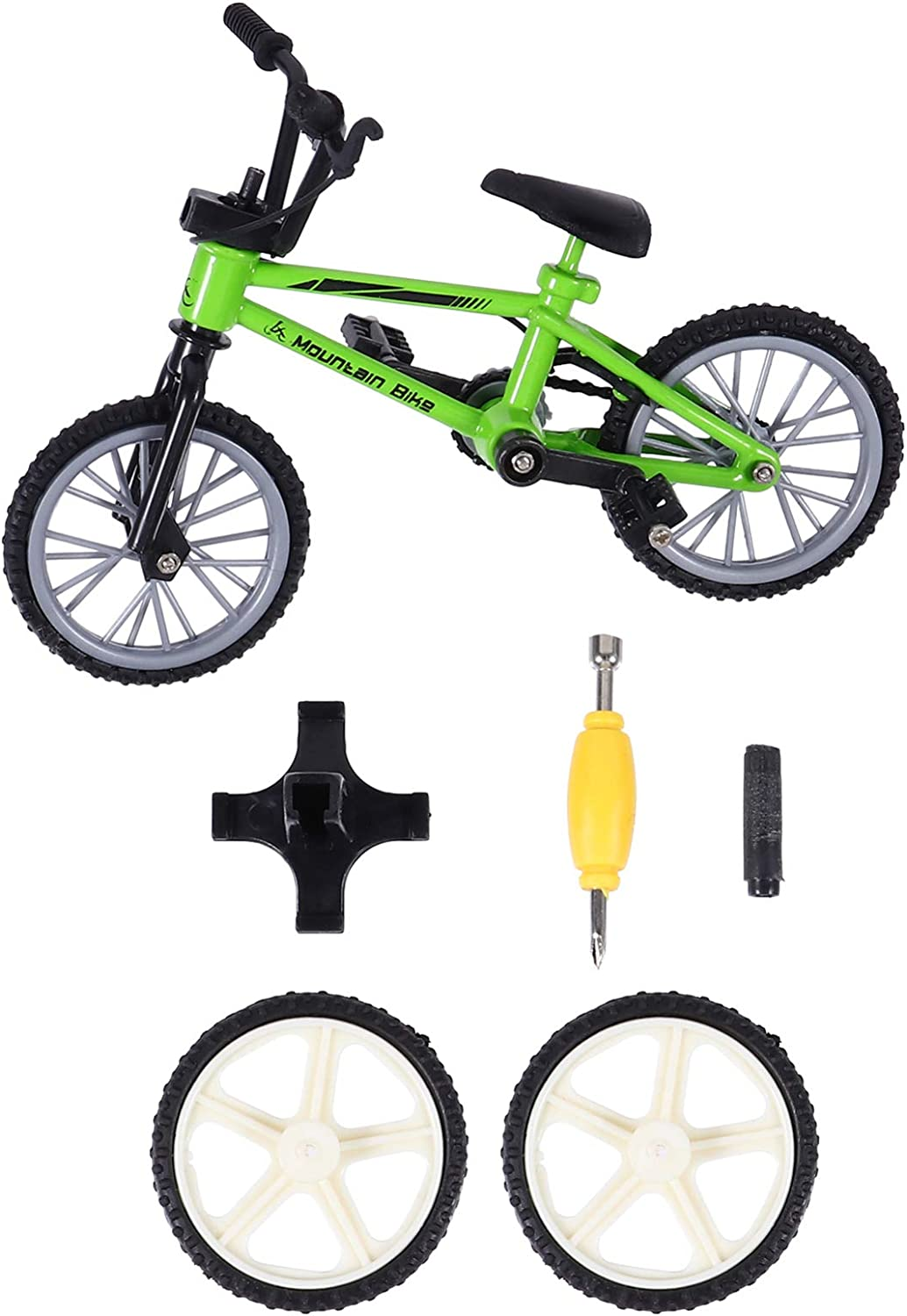 Limited time cheap sale BESPORTBLE Mini Finger Factory outlet Bike Fingertip Fing Party Favors Movement