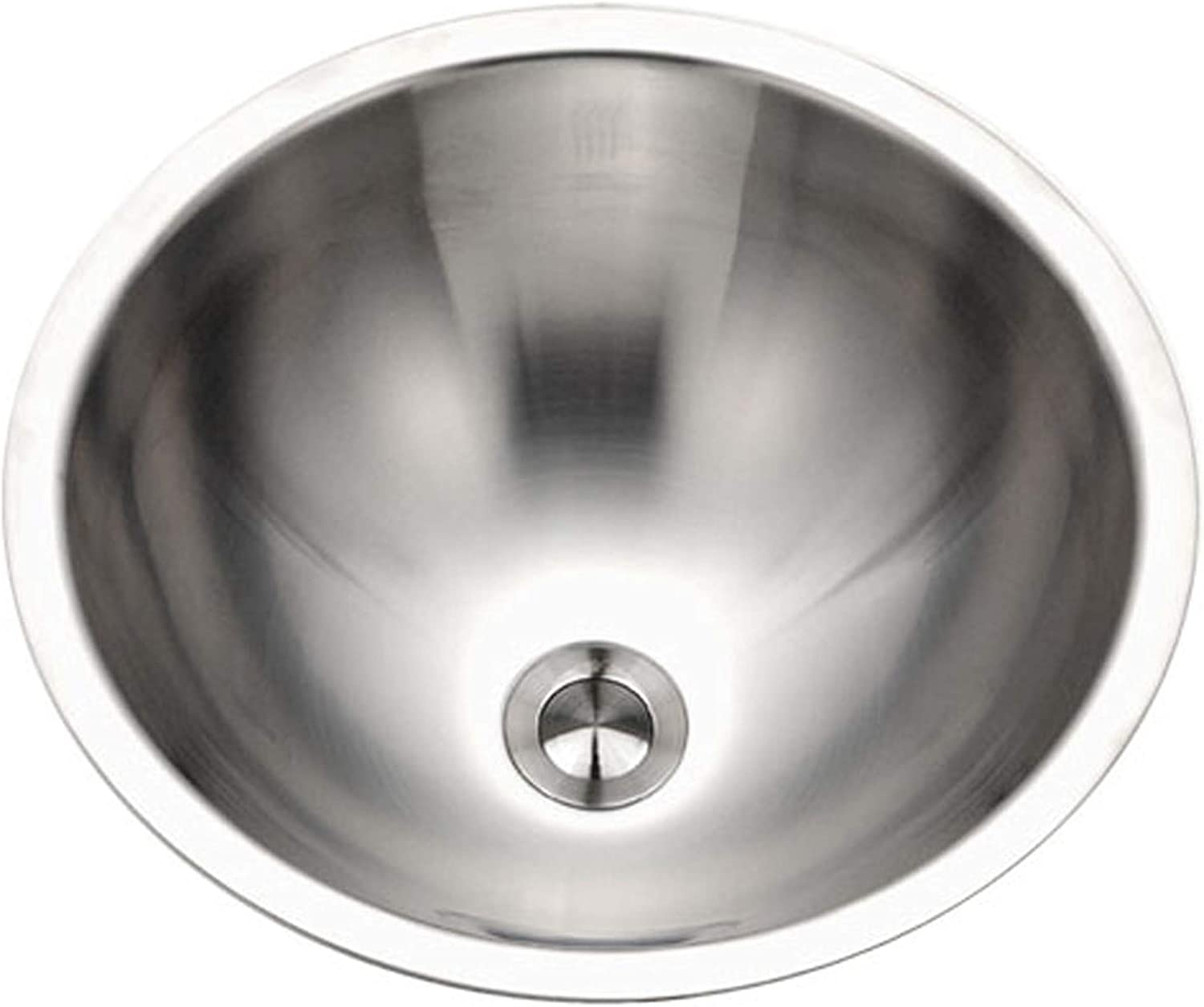 Houzer CRO-1620-1 Opus Max 51% OFF Series Undermount Ranking TOP7 Stainless Conical Steel