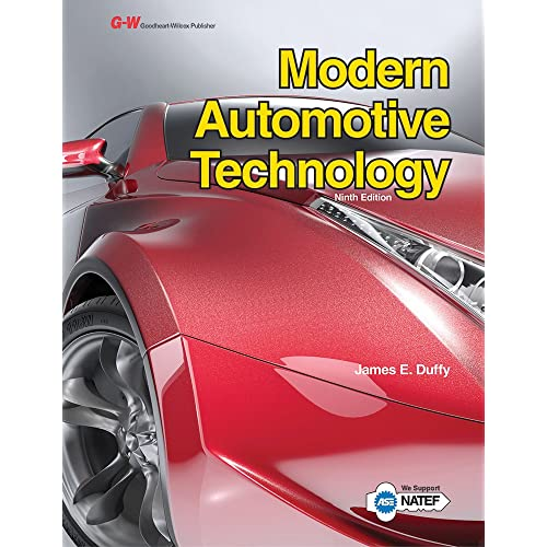 automotive technology 9th edition