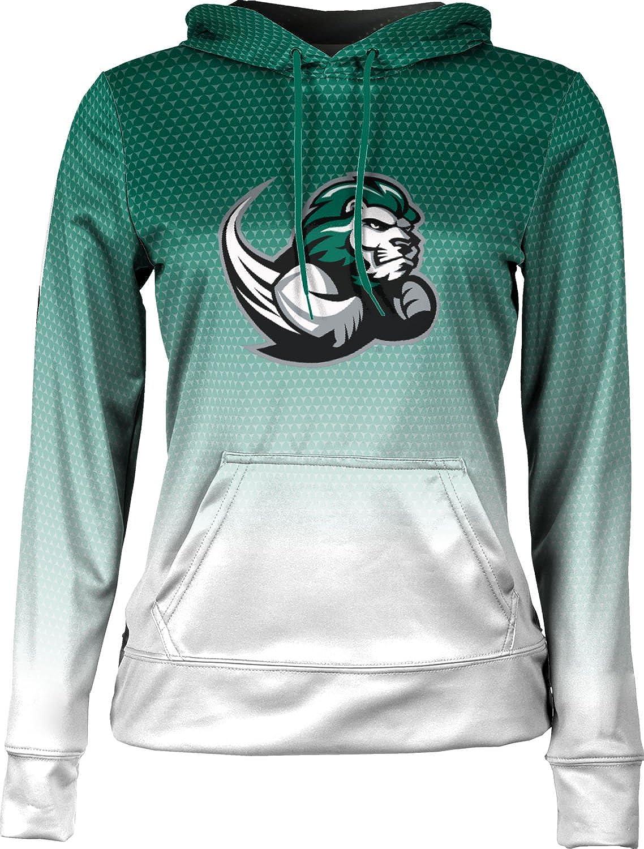 Slippery Rock University Girls' Pullover Hoodie, School Spirit Sweatshirt (Zoom) F9C22