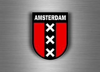 Adesivi autoadesivi per Auto Tuning Motocross Croce Ordine di Santiago r1 Bandiera